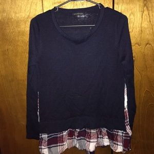 Staccato Navy Blue Sweater